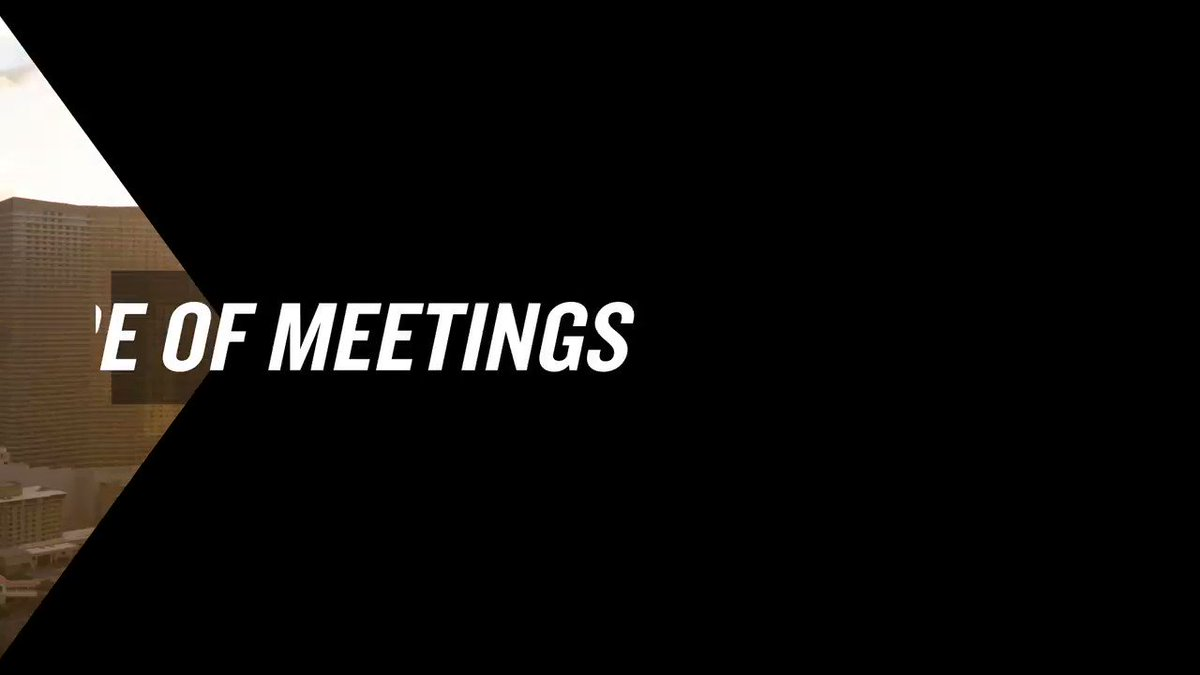 In person meetings and events are back in Las Vegas. With new resorts, venues and a groundbreaking transportation system, we're ready for you. Plan now. #FastForwardVegas  https://t.co/8SKdhSMkKU https://t.co/9alGSytVfk