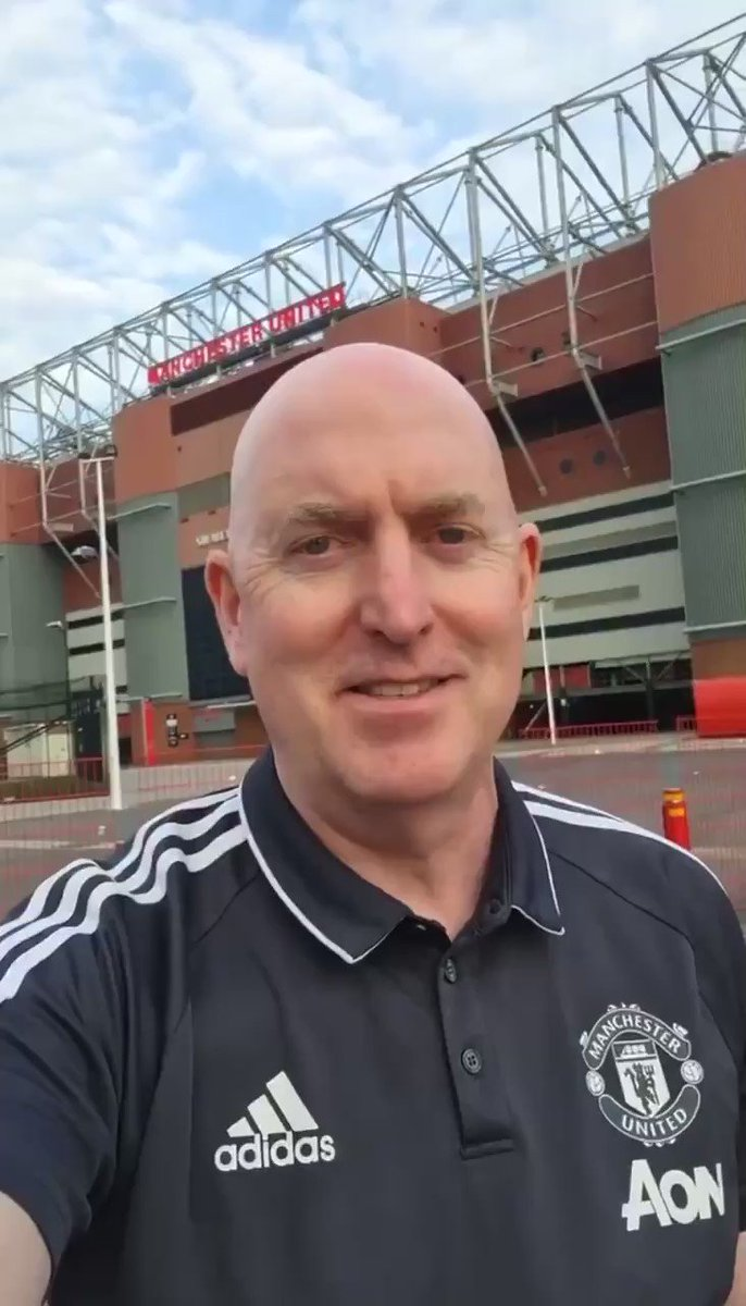 Hear from the special man himself, all the way from Manchester, The Voice of Old Trafford and FIFA - Mr Alan Keegan has sent us a little message. 😉📱   You know what to do, make sure you tune in that day 🗓   Thank you so much @alankeegan1 for this ❤️ https://t.co/RMVeONLML0