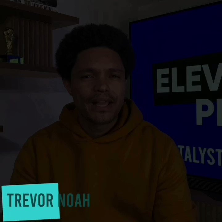 @ElevatePrize has launched a new program #ElevateGiving based on an innovative approach to democratizing #philanthropy. Our chairman, @Trevornoah, shares more.   To join one of the experiences, register at https://t.co/MLBrphCx0g. https://t.co/07OTUBKnsv