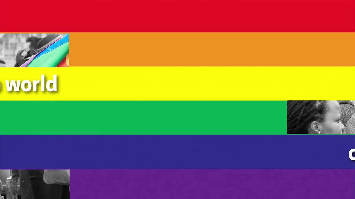 Image for the Tweet beginning: This month, @NDI celebrates #Pride2021