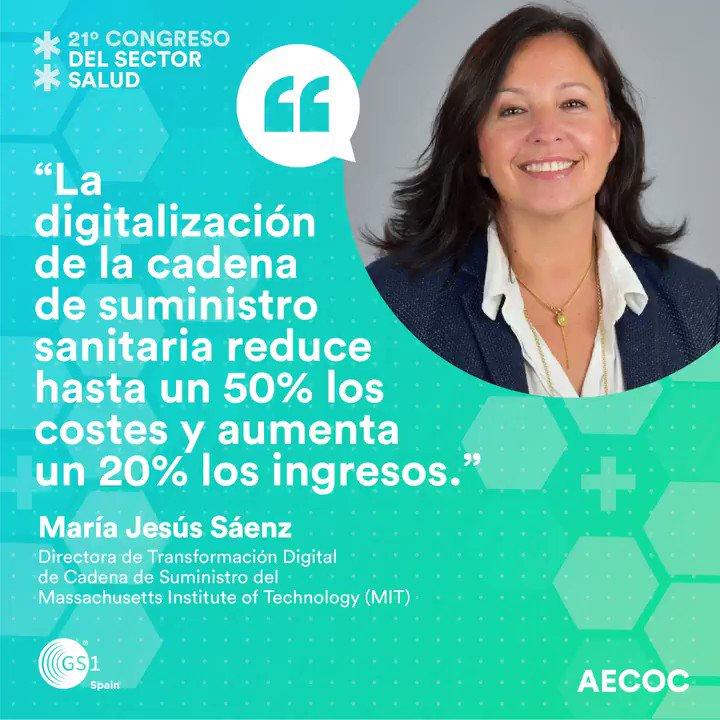 Image for the Tweet beginning: El 21º Congreso #AECOCSalud nos