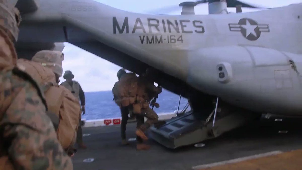 Cutthroat Charlie  #Marines with Charlie Company, BLT 1/4, 15th MEU, conduct training and operations during the WESTPAC 21-1 Deployment.   #CutthroatCharlie #USMC #MEU #verticalassault https://t.co/I1gMje3OQs