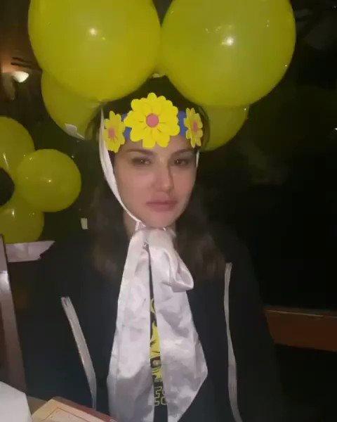 The hidden birthday video ;)😜 https://t.co/elcb1mPhcd