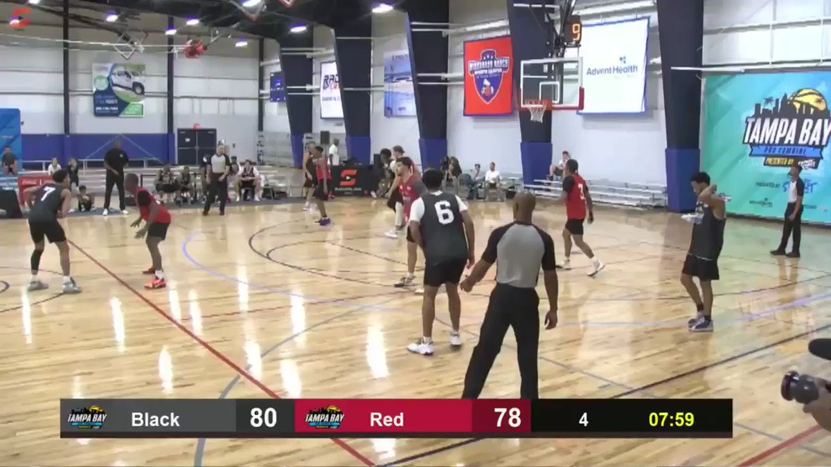 🎥 Sterling Manley put this weekend's Tampa Bay Pro Combine to good use  📺Replays: https://t.co/SoMDibJhSY  @Sterling_Manley @PCTigersHoops @dmurrayNBA @MattBabcock11 @HeelIllustrated @twmarks_ @James_Posey41 @JHillsman @FLSportsCoast @_TBPC @MathurineAgency   #SUVtv https://t.co/bvQ0ic5cnt