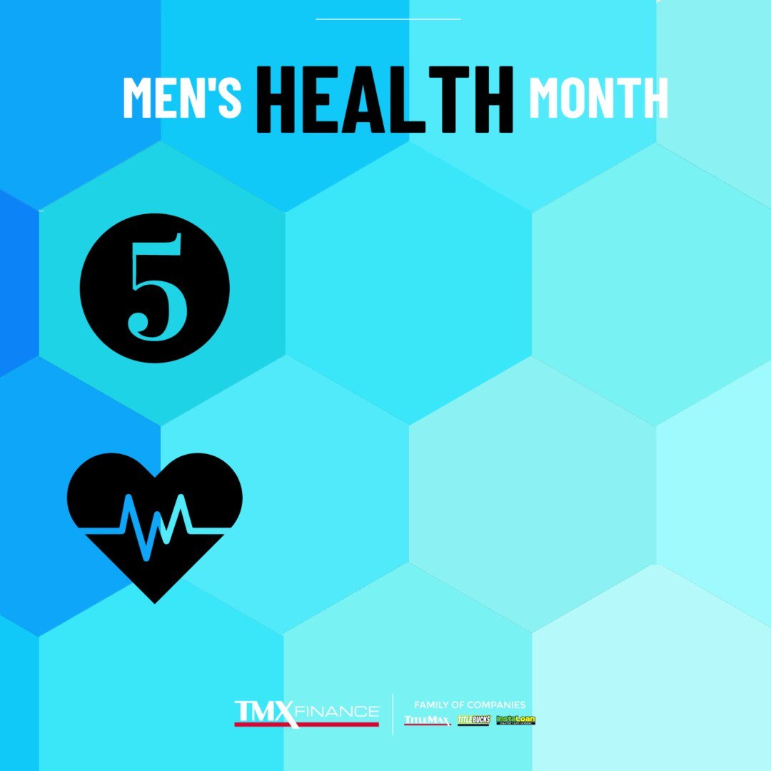 June is #MensHealthMonth, a time to raise awareness for health conditions that are preventable with lifestyle changes and early detection. We are proud to offer health care plans that cover preventative care at 100% (excluding copays). #TMXWellness #BeWell https://t.co/O9Bynyr4GD