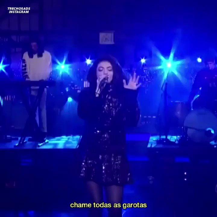 Team — Lorde https://t.co/FfaX31WZag