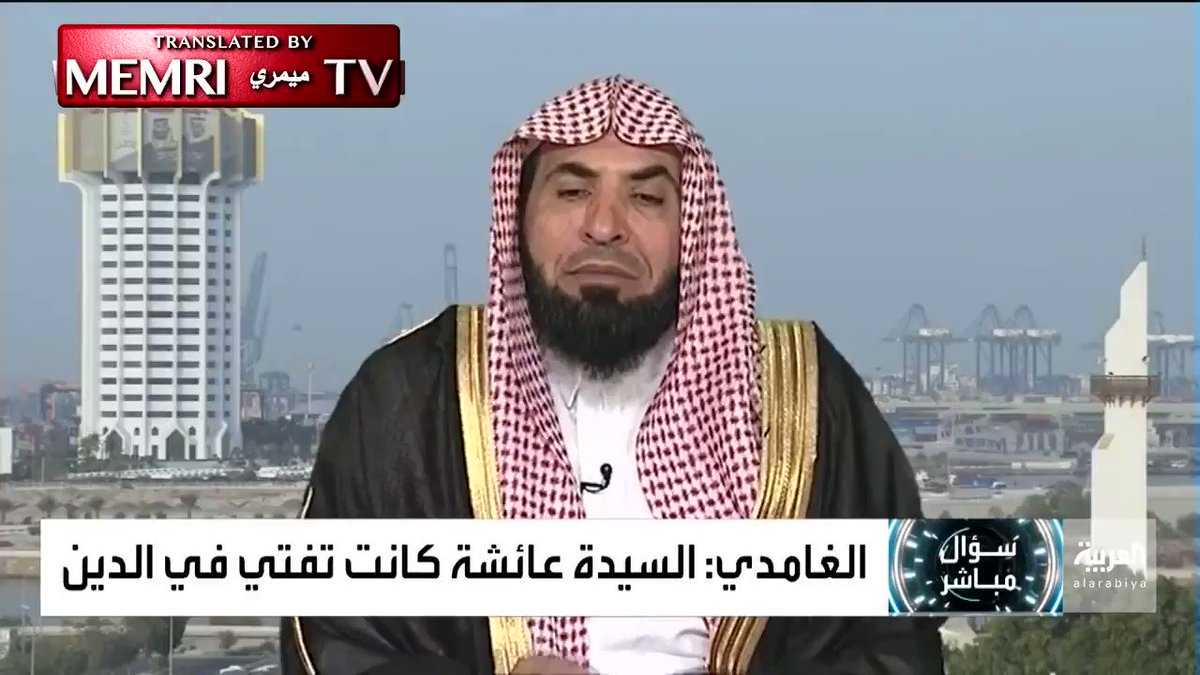 #ICYMI: Saudi Islamic scholar Ahmed Al-Ghamdi: Women Should Be Appointed as Judges, Muftis, Lawyers; I Support Women Being Part of the Shura Authority in Saudi Arabia #KSA https://t.co/iu3qp3fjX9