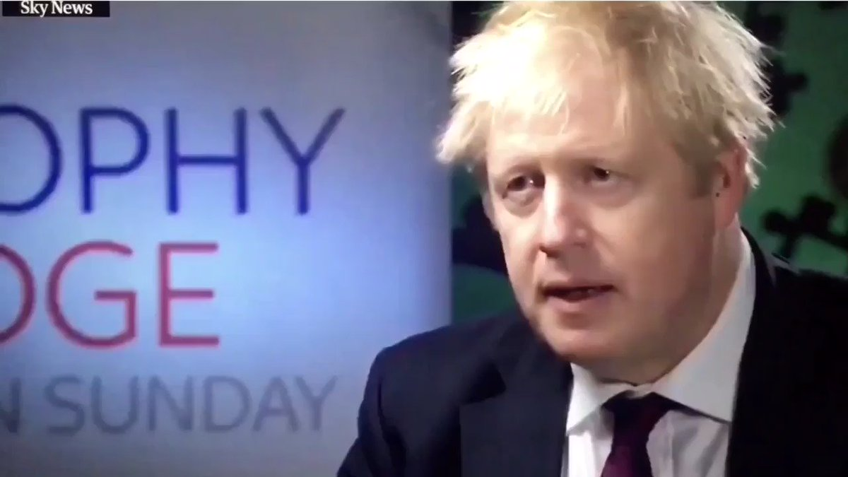 """Boris Johnson now says his Brexit deal, the one he sold to the public as """"oven ready"""" & a negotiating triumph must be renegotiated  Here he is selling it to the public on the promise there would be NO CHECKS on goods going from Great Britain to Northern Ireland  A BAREFACED LIE https://t.co/1hCSoY6PJ0"""