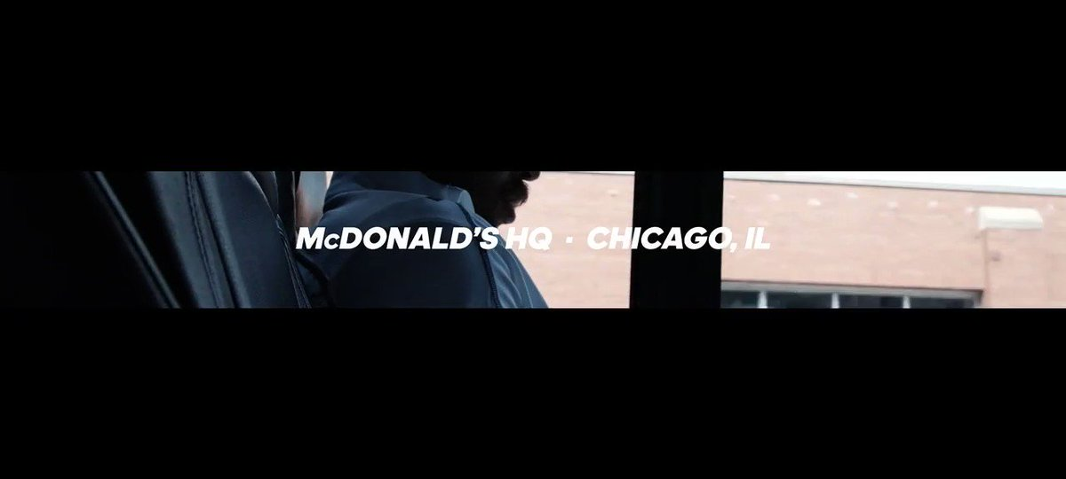 Take a look at @bubbawallace's experience navigating the @mcdonalds HQ in Chicago and visit to the Union League @bgca_clubs.  Thank you again to all of the moving parts involved who made the @nascar @iracingofficial event from virtual Chicago an incredible success! https://t.co/GptjgYZXPa