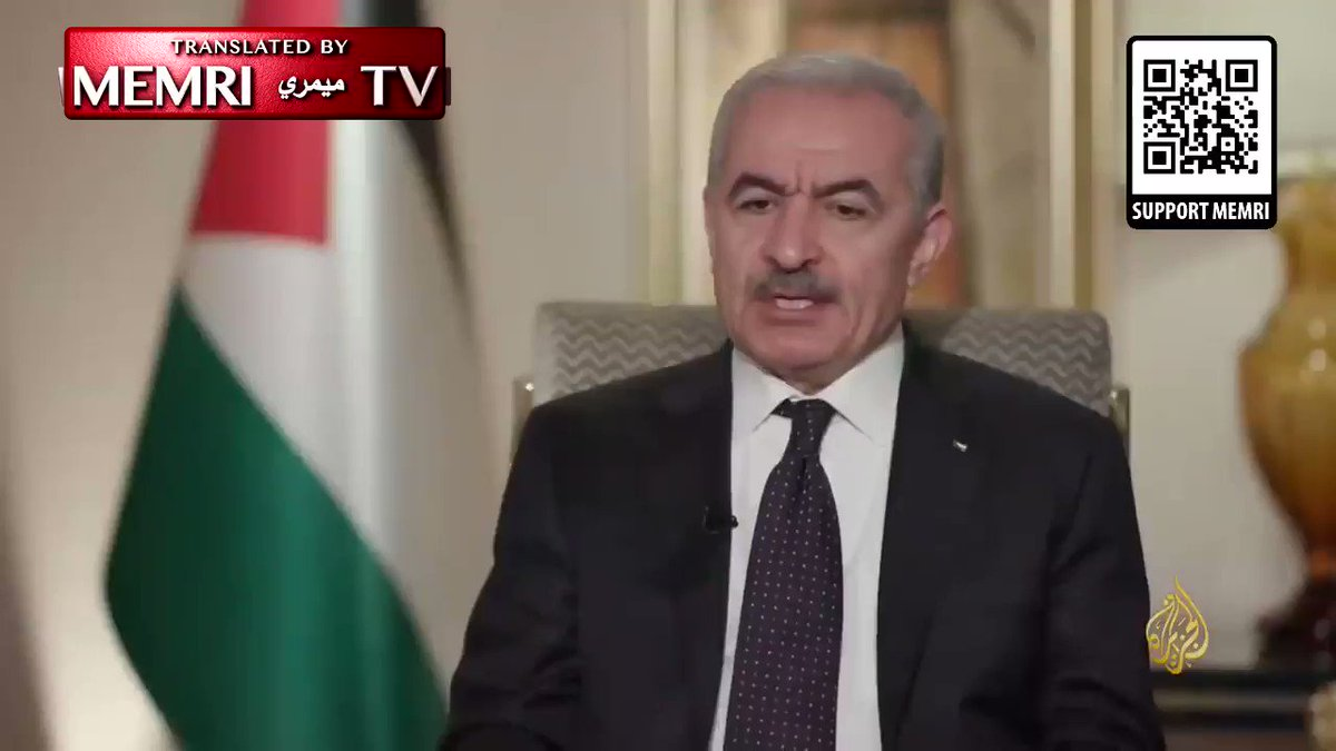 Palestinian Prime Minister Mohammad Shtayyeh: Despite Several Archeological Digs Under the Al-Aqsa Mosque, Israel Was Never Able to Find Proof of the Existence of a Jewish Temple @Palestinians  @DrShtayyeh https://t.co/MTiQuKGian