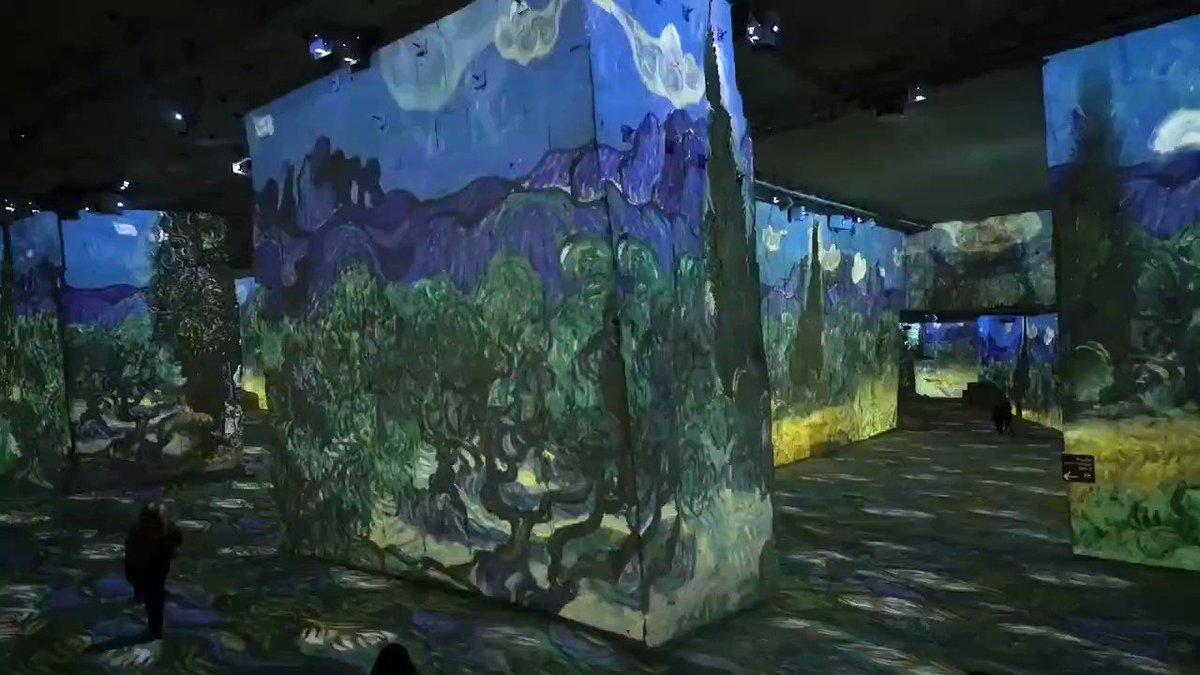 @nytimes French van Gogh exhibit https://t.co/B1qYFTbUcr
