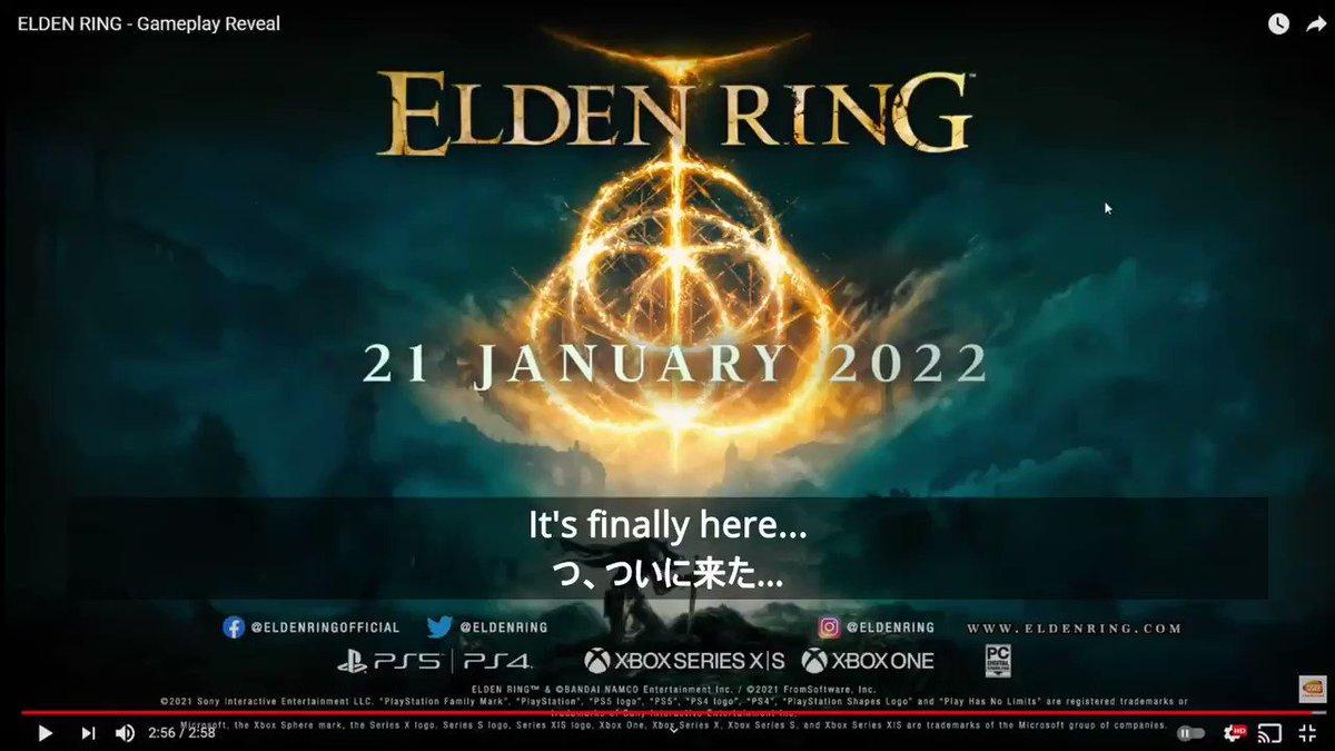 @denfaminicogame's photo on Elden Ring