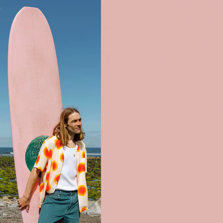 Beautiful new @irishtatler out this Sunday with @businessposthq. Featuring the wonderful surfer community at Strandhill wearing some amazing Irish designers. It is an ode to the sea and the unique entity that is the Irish summer 😊🌞 https://t.co/T7UbB9ltUW