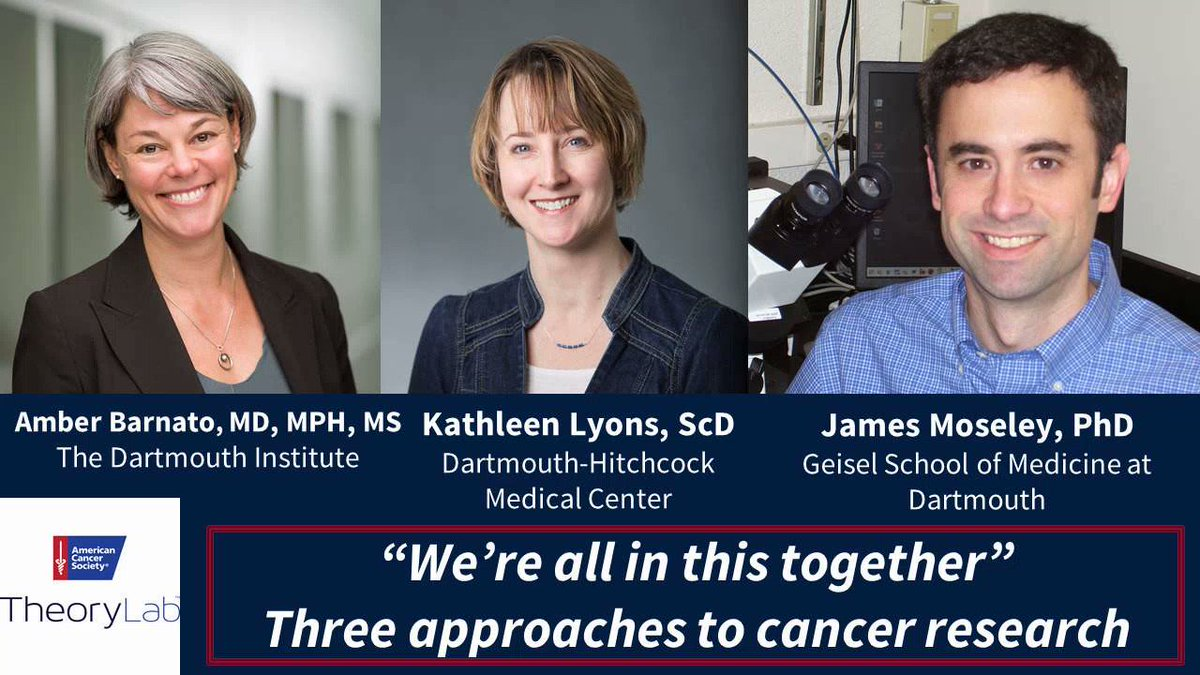 When you become an @AmericanCancer grantee, you receive more than funding. You become part of a community of cancer patients, survivors, and caregivers.   THIS from Dr. Kathleen Lyons is what it's all about!   We couldn't do what we do without you & other volunteers, Dr. Lyons! https://t.co/HmMwLZER11