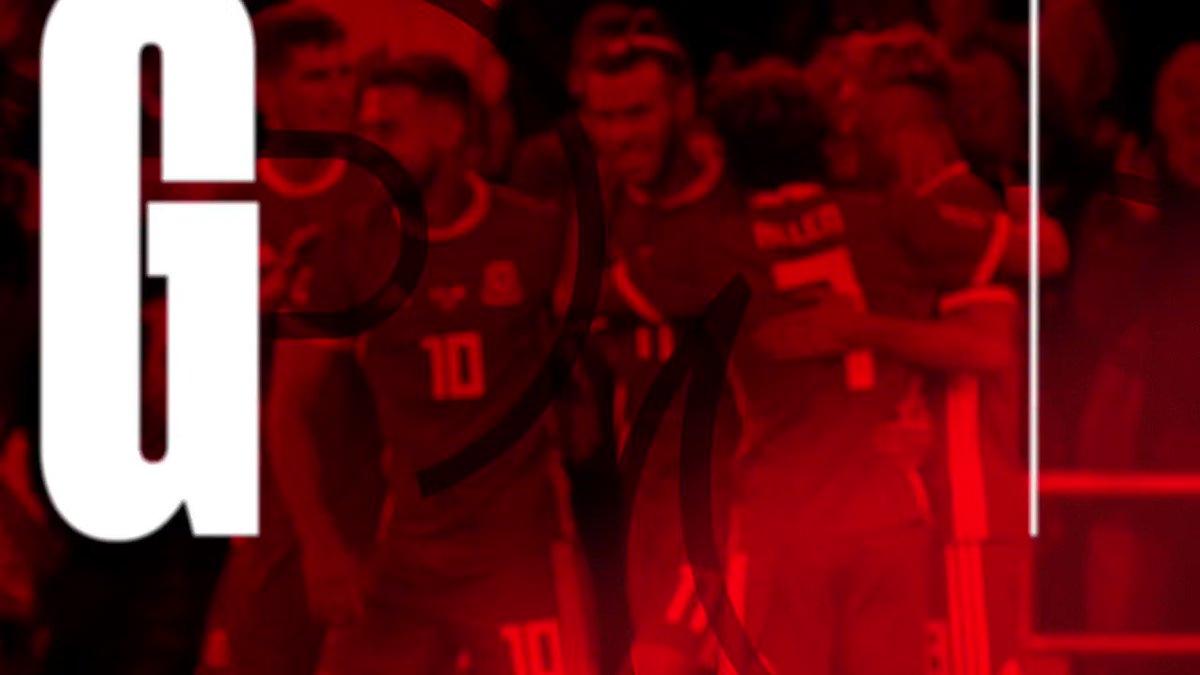 73' ⚽️ KIEFFER MOORE  🏴 1-1 🇨🇭 #EURO2020