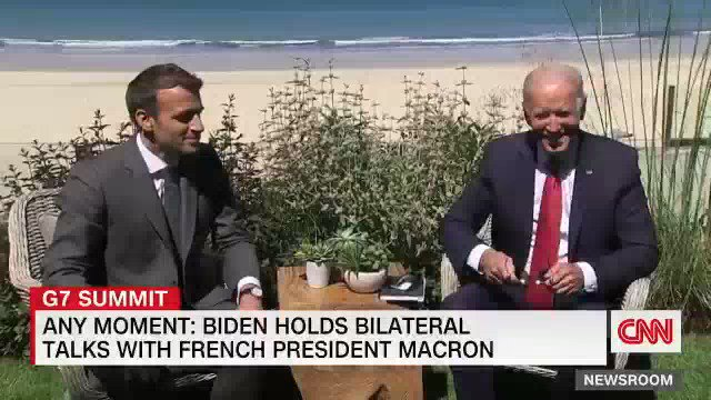 Biden is right on Europe.  Each nation is stronger as a member. Each one is weaker alone.