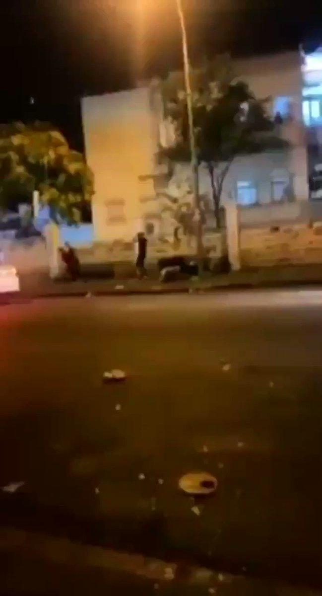 Israeli occupation forces  #Palestinians during night raids in the occupied #Jerusalem.   #SaveSilwan #SaveSheikhJarrah #SavePalestine #FreePalestine https://t.co/596lSvDGKw