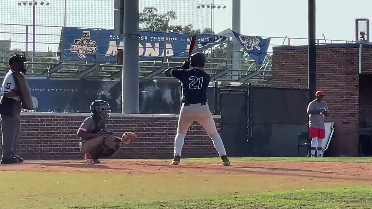 Jackson Legg (@JacksonLegg) smacks a 2 RBI double to right field for @knightknation4L Marucci 16U!💪  Calvary Baptist | 2023 | LA #Uncommitted #2D2023 #2Dhitting #ScoutGamesTN @2D_sports | @2DsportsTN