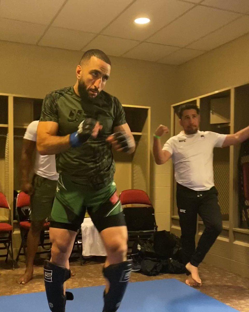 Maia vs Muhammad is LIVE NEXT on @ESPNPlus PPV! #UFC263 https://t.co/AWoWO2KUIP