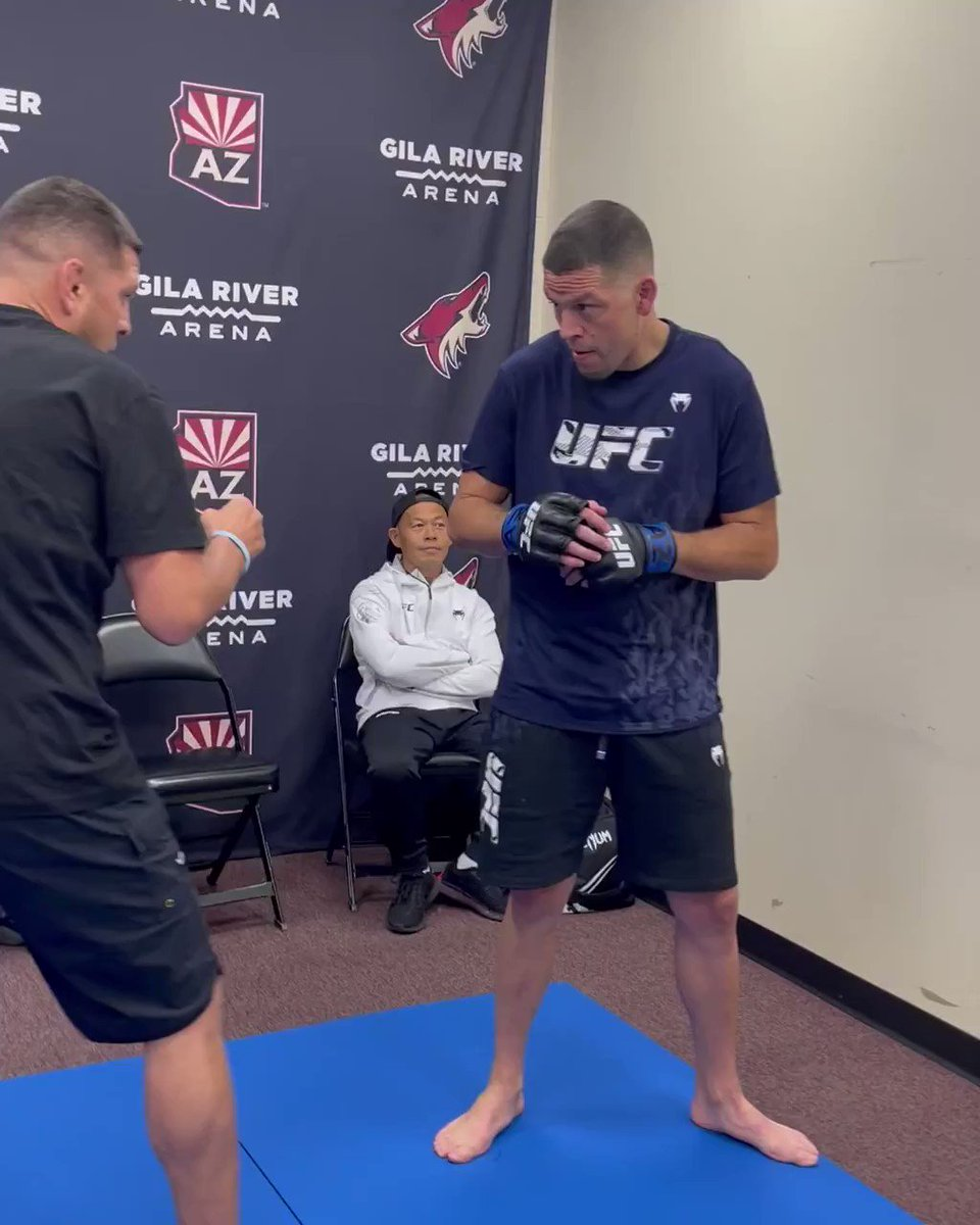 Edwards vs Diaz is LIVE NEXT on @ESPNPlus \PPV! #UFC263 https://t.co/rnGFf9XTwA
