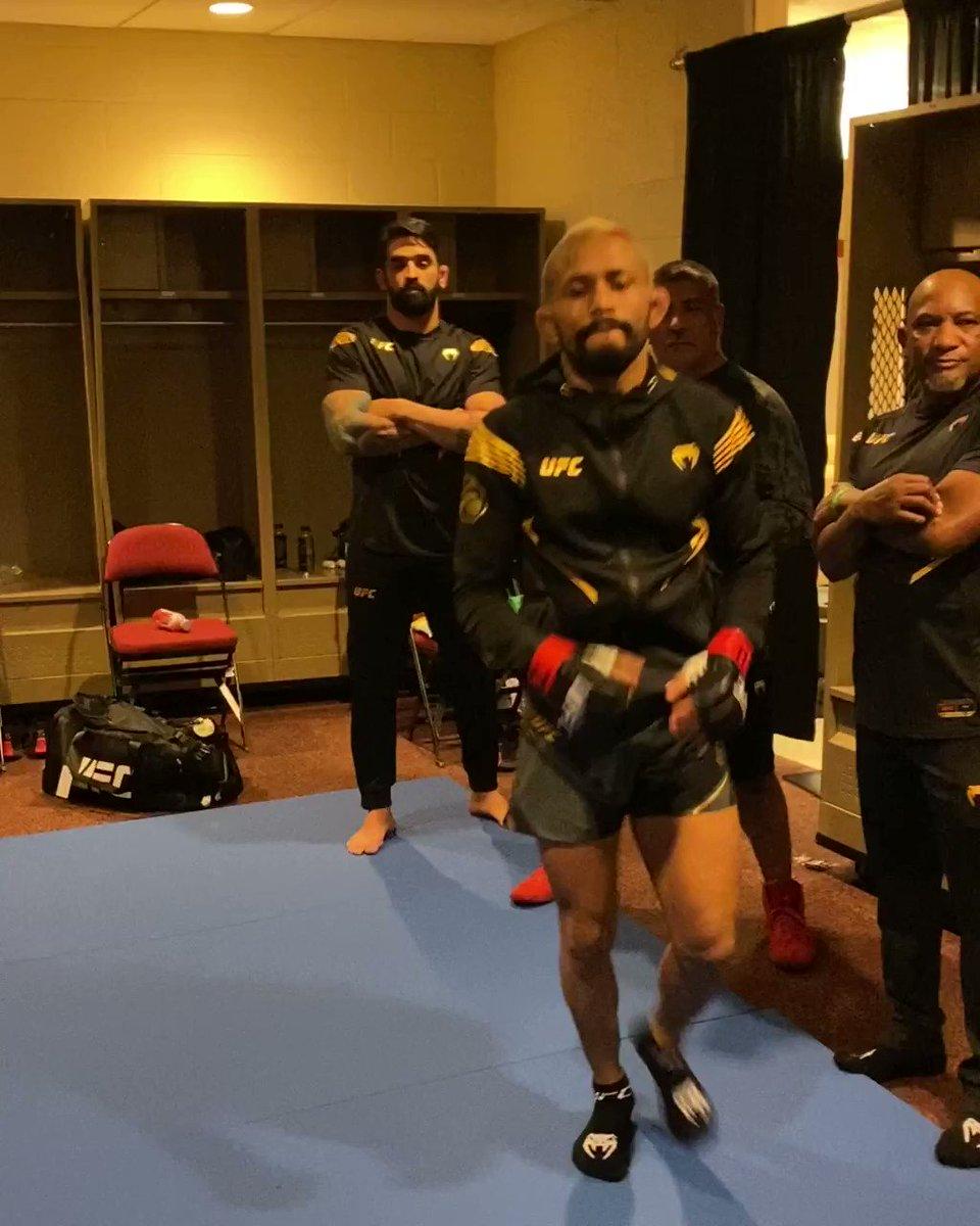 Figueiredo vs Moreno is LIVE NEXT on @ESPNPlus PPV! #UFC263 https://t.co/lXrPGrJzDN