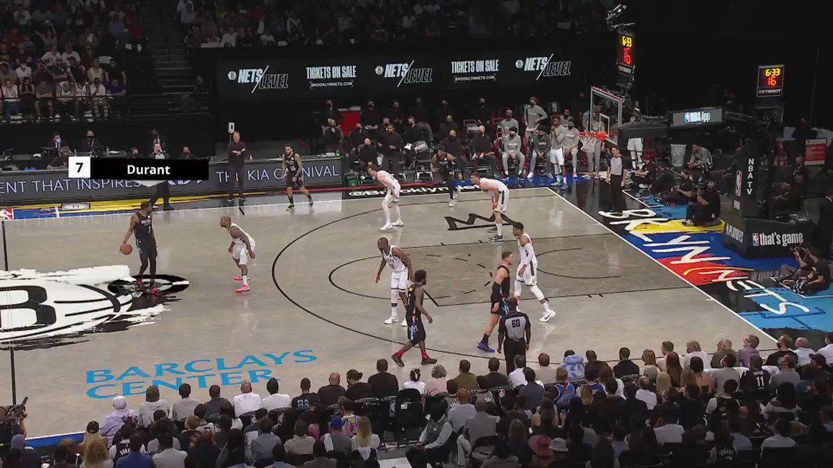 The @BrooklynNets share the ball and find Blake Griffin for MONSTER slams! #NBABreakdown   NETS (2-1) BUCKS Game 4 today at 3pm/et on ABC. #NBAPlayoffs https://t.co/wEnTbNH0WK