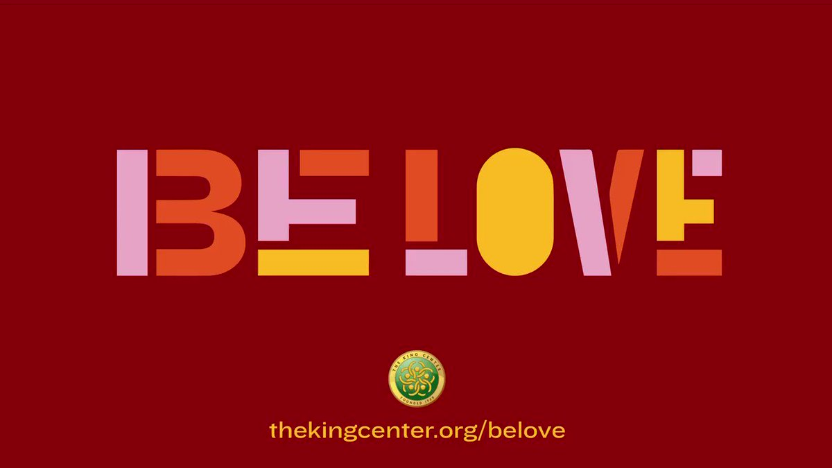 Will you help me spread this message? #Love isn't weak. It's our most powerful fuel for justice and for creating the #BelovedCommunity. #BeLove https://t.co/vKgsXvPCXA https://t.co/5SqPNW90n8