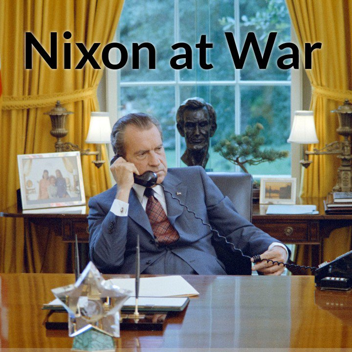 50 yrs after the #PentagonPapers we've made a series about Nixon and the Vietnam War with @KBAndersen using never before heard archive...secret phone calls, meetings in Oval Office etc. Please take a listen https://t.co/IkJVtH1VjW https://t.co/5kuI0Jtdhy