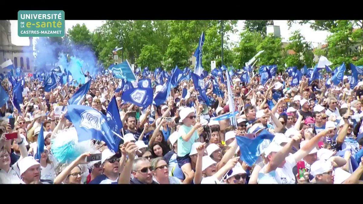 """✔️ #Scoop @UnivEsante """"Déconfinons la #esanté ! """" L'@UnivEsante et le Castres Olympique @CastresRugby  un partage de valeurs, d'ambitions attachés à leur territoire🏉 ! #rugby  Rendez - vous les 23 & 24 septembre à #castres ! #ClubFesticomsante #festicomsante #hcsmeufr https://t.co/YW5Dx6lT7n"""