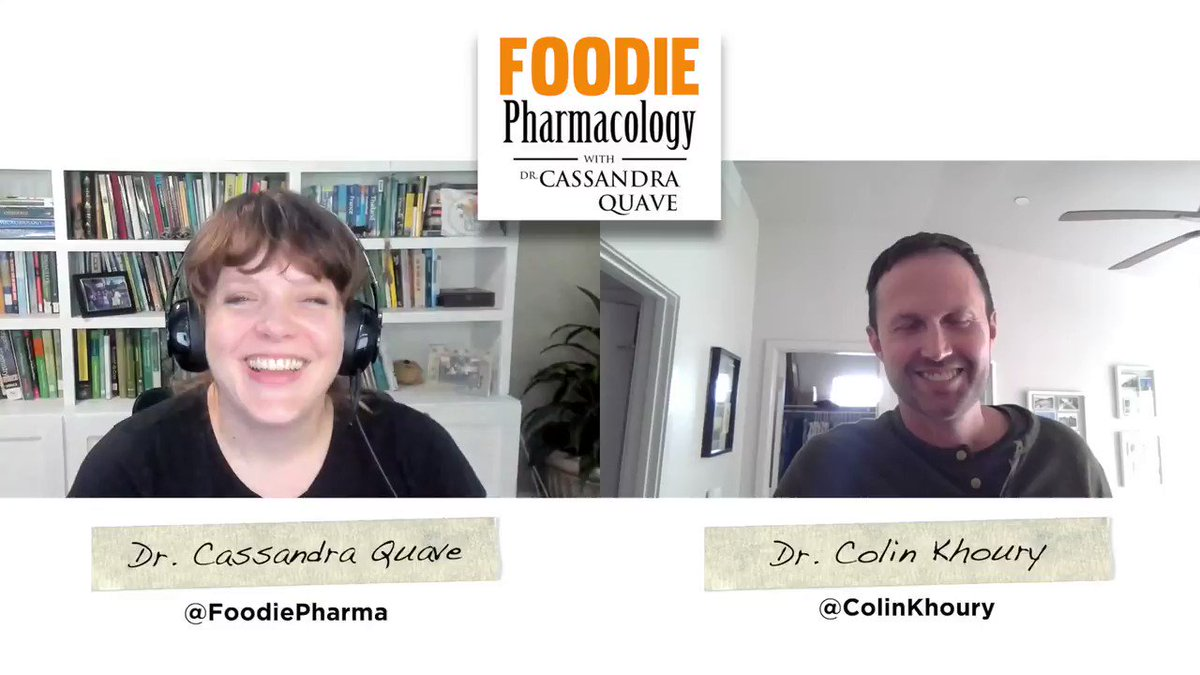 New on #FoodiePharmacology!  I speak with @ColinKhoury, a crop diversity researcher who has spent >20 years trying to understand the state of diversity in the global food system.  Listen: https://t.co/vCCjNLe7tj