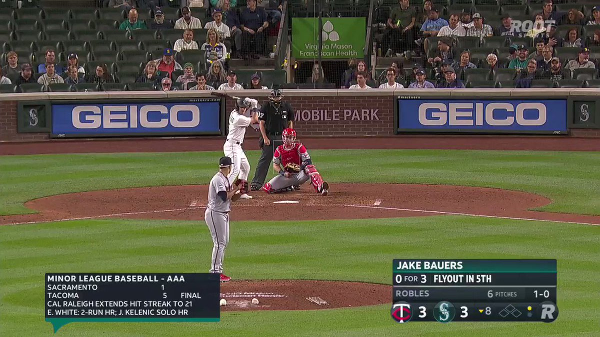 @ROOTSPORTS_NW's photo on Jake Bauers