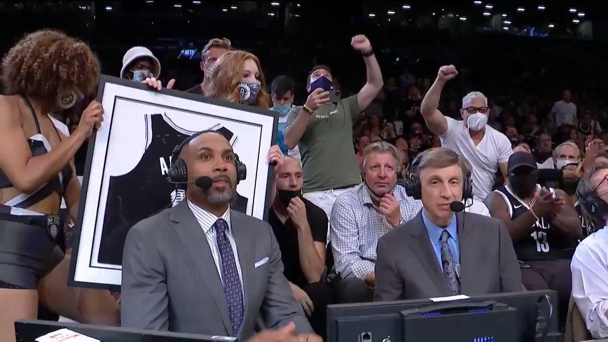@NBA's photo on Marv Albert