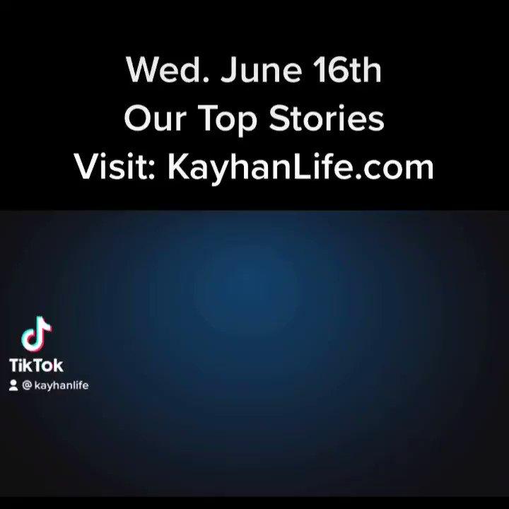 #KayhanLife's #TopStories  June 16, 2021 Visit: https://t.co/WUVmDLLoAq  Follow @KayhanLife on #Instagram #Facebook #LinkedIn #Telegram #YouTube #Twitter #TikTok #Reddit #Pinterest & #Clubhouse  #Iran #iranelections2021 #no2iran #khamenei  #parvizkardan #moradbarghi #sardarazmoun https://t.co/LLKldI1Hru