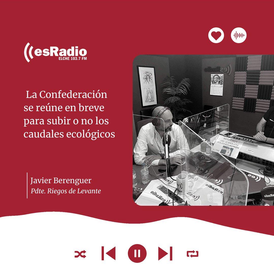 Image for the Tweet beginning: #ENTREVISTA👉 Javier Berenguer, 🤗Presidente de