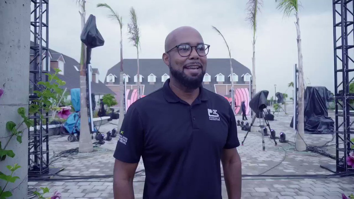#Watch: Director at @Phase3Prod,  Delano Forbes talks about executing the production for the Good Morning America and Jimmy Kimmel Live performances at the #PortAuthorityJa's cruise port, the Historical Naval Dockyard in #PortRoyal. https://t.co/fqM6FWrpqE