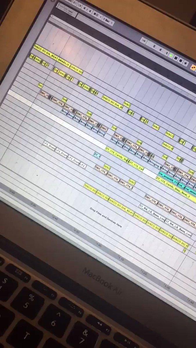 @jonathanferr + @djfire_br #drumandbass #musicproducer  #beatbrasilis #abletonlive #jazz #piano em breve ... coming soon... https://t.co/VhUCBchoSl