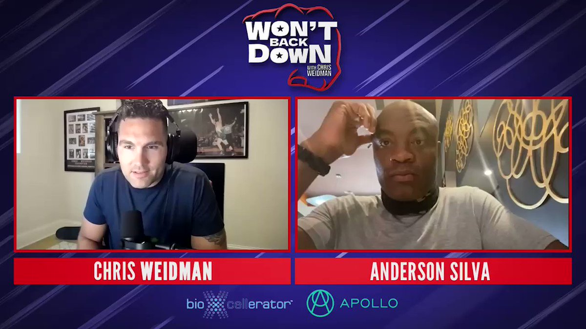 """Extremely excited to announce that I've launched my own show, entitled """"Won't Back Down.""""  I'm going to be speaking to people from all walks of life who refuse to give up.   And there was only one guest I wanted to kick it off w/: @SpiderAnderson.  Enjoy: https://t.co/5a1tnCBHCa https://t.co/DMIG9lZMMO"""