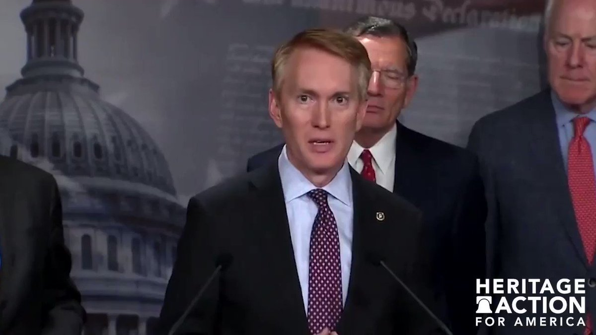 ✅Voter ID makes our elections more secure.  @SenatorLankford explains exactly what would happen under the #CorruptPoliticiansAct with no voter ID + same day registration. https://t.co/UWftqpZ5VP