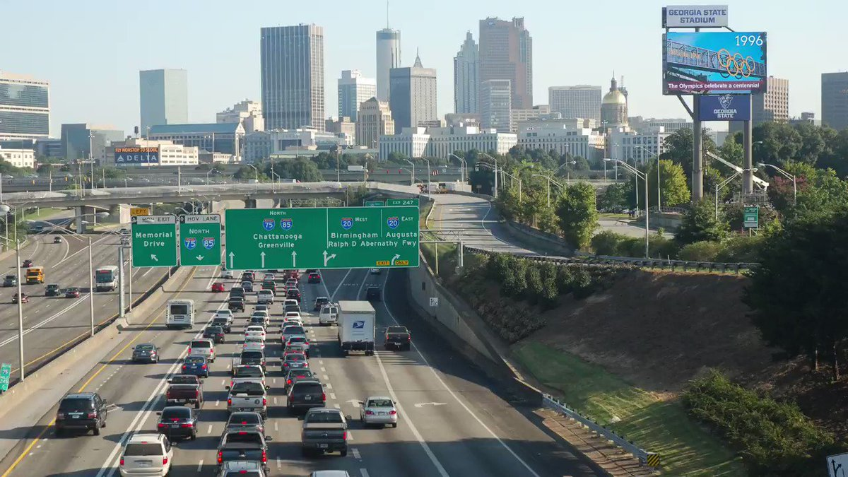 Image posted in Tweet made by 511 - A Service of Georgia DOT on June 18, 2021, 5:03 pm UTC