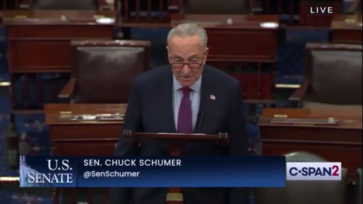 Schumer: How despicable a man is Donald Trump! https://t.co/5RsRr3P1cb