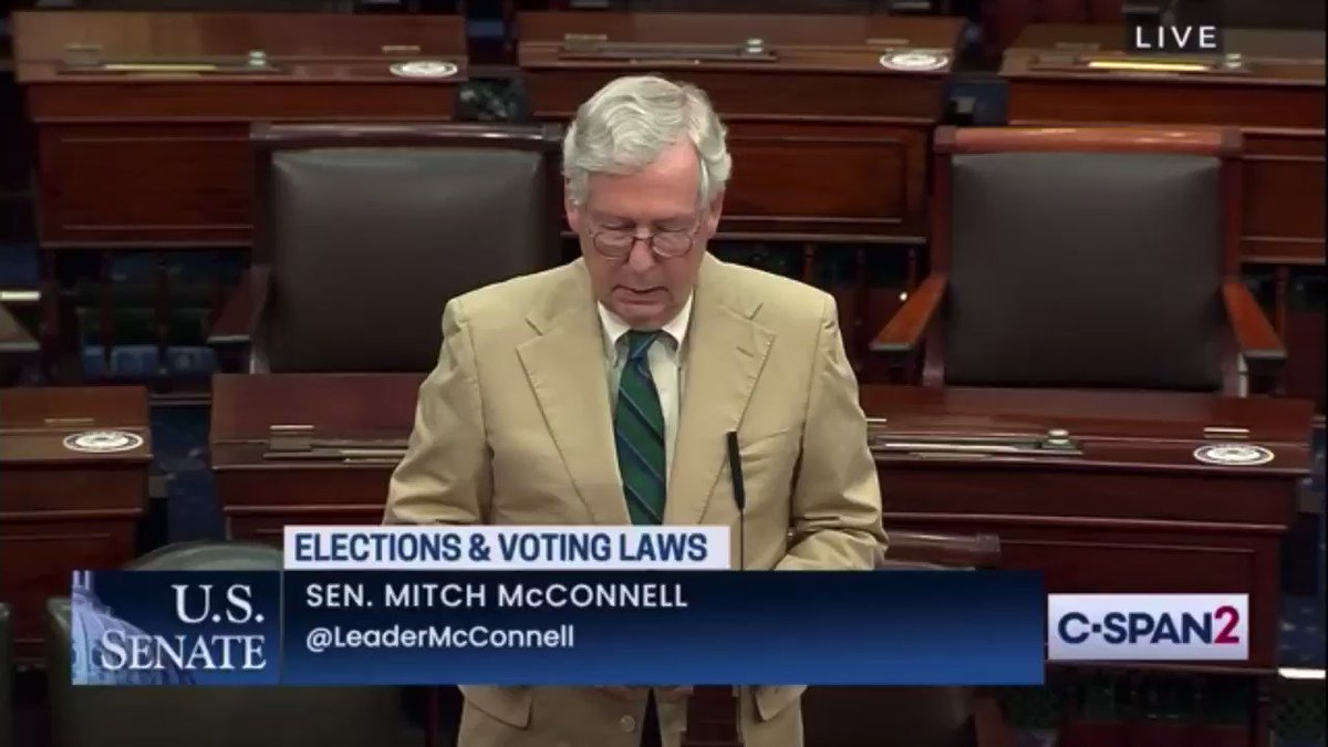 McConnell: That's why the Senate will give this disastrous proposal no quarter https://t.co/3Sgn7qWqkN