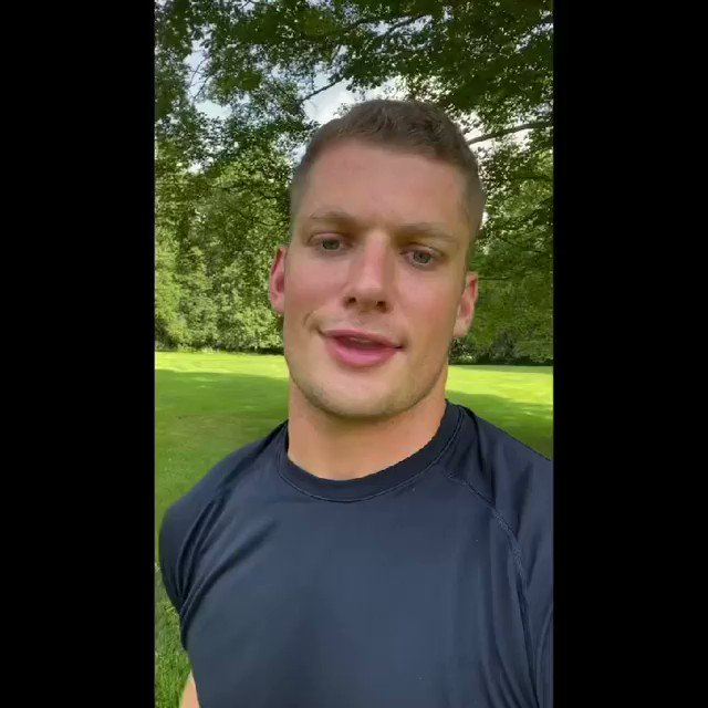Las Vegas Raiders DE Carl Nassib comes out as gay  He also announced a $100K donation to the Trevor Project, a suicide prevention organization for LGBTQ youth. https://t.co/5Xobd9s0pp