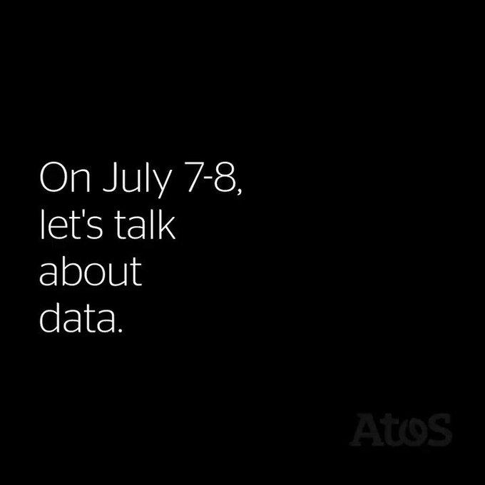 ¡Es el D-15 antes de los #AtosTechDays!Inscríbase hoy y acompáñenos los días 7 y...
