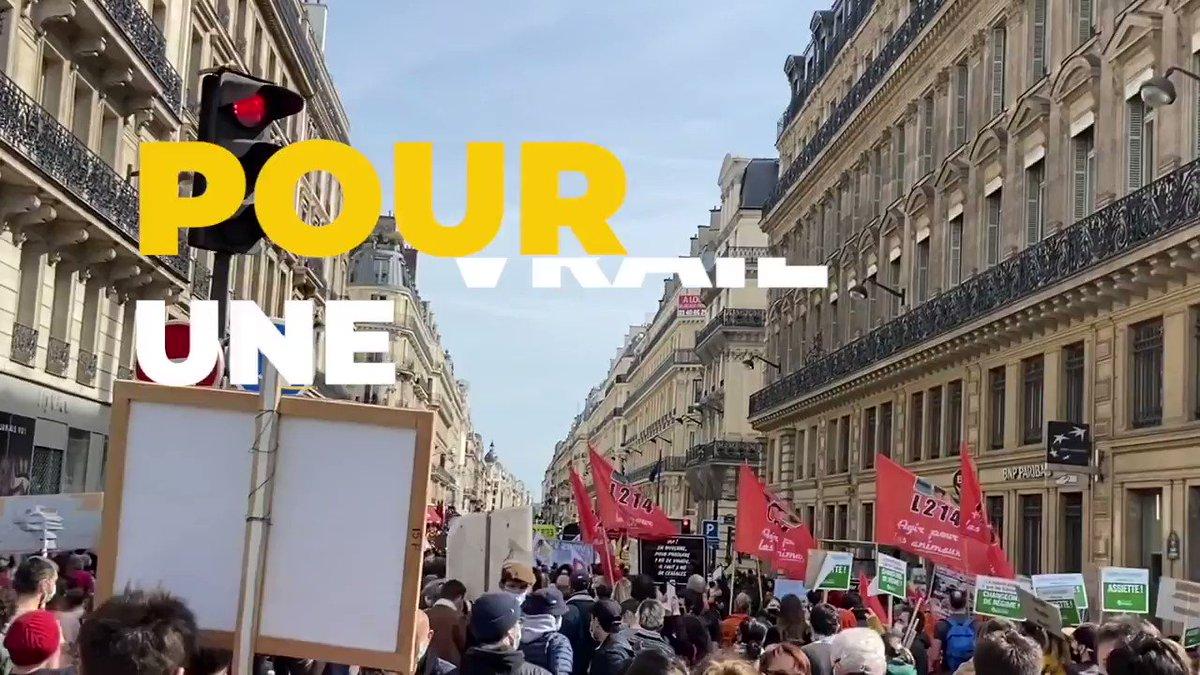 Image for the Tweet beginning: 🟢#LoiClimat : suite des débats