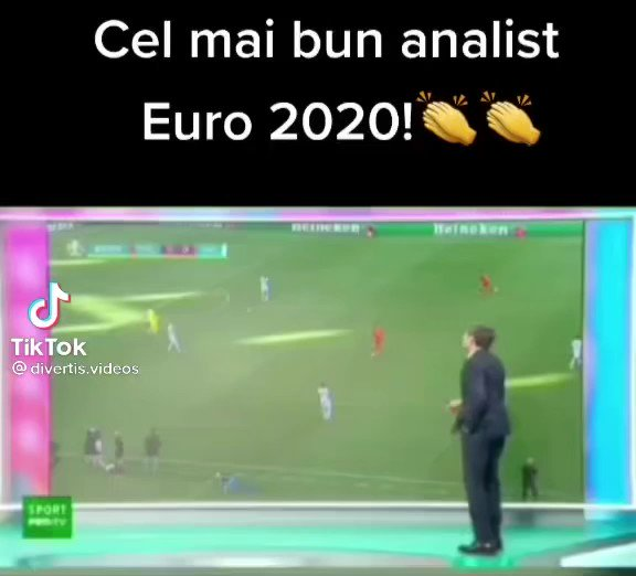 Nea #Piti genial de fiecare dată. 😅  #EURO2020 #Euro #Bucharest #Romania https://t.co/MjQfdeGzHQ