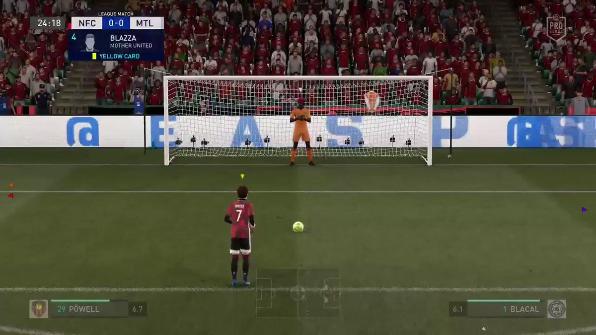 🔁 front to back 🤡  https://t.co/t6MH5jVjX9  #FIFA21 #ProClubs https://t.co/ez7RDaJVFv