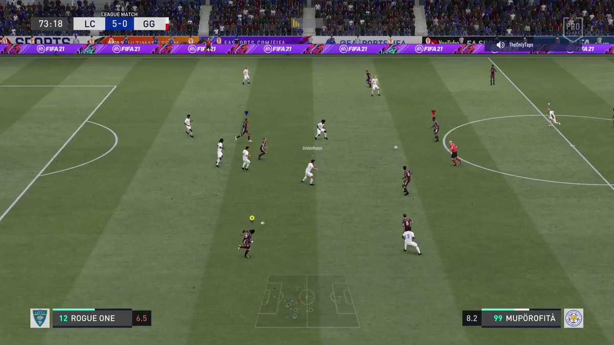 By force #PS5Share, #FIFA21 #ProClubs https://t.co/jJYLP5poqA