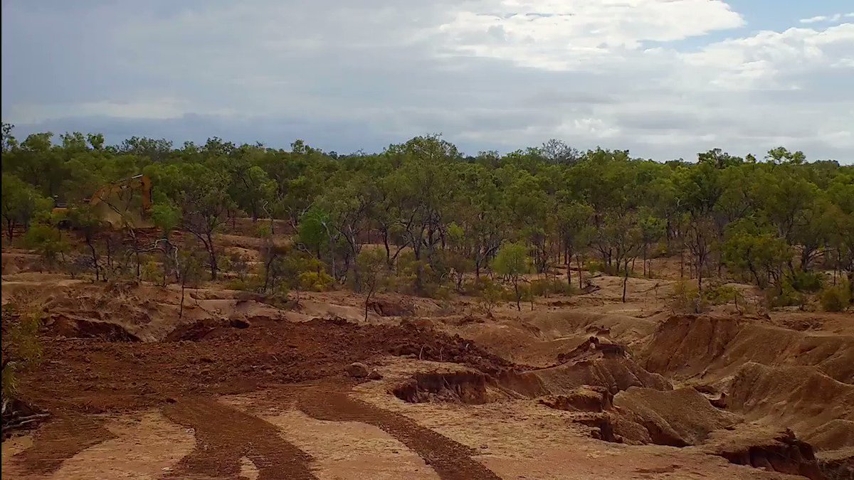 #Gully #erosion a costly problem in #NorthernAustralia But you can turn things around. Read a remediation success story from the #Queensland northern Gulf https://t.co/0vXuSFovNL #DRFA-Qld