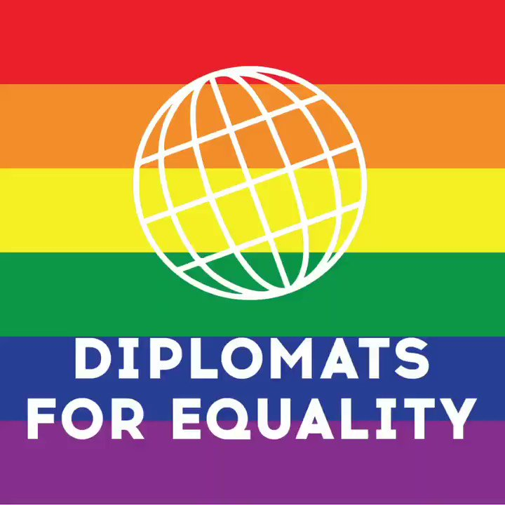 As proud members of #DiplomatsForEquality, we're thrilled to celebrate Pride 2021 along with friends & colleagues from the diplomatic community in Bern 🇨🇭.   🌈🌈🌈🌈🌈🌈❤🌈🌈🌈🌈🌈🌈  Happy Pride 2021!  #PrideMonth #LoveIsLove #LGBTQ2 #LGBTI https://t.co/pLfaz9dDtH