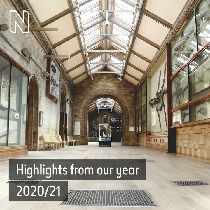 We are proud of the work accomplished by everyone at @NHM_London over the last year. It been a challenging time for us all. However, continuing our mission to educate, inform & entertain whilst protecting #nature & the natural world is a worthy cause. Thanks for your engagement. https://t.co/ujXWR8ibNc